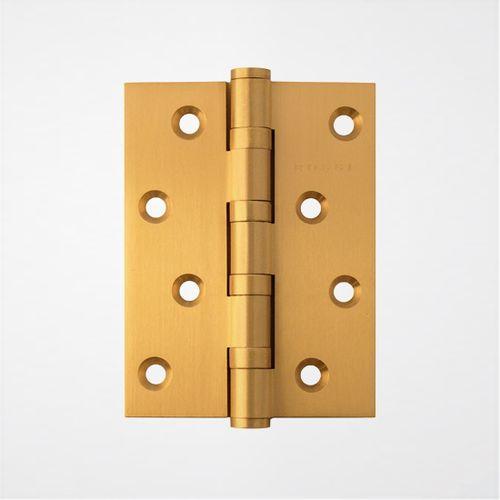 Петли универсальные ROSSI 500-С4 Матовое золото