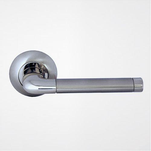 Ручка дверная Модерн ROSSI ARONA LD 28 1 Никель матовый-никель