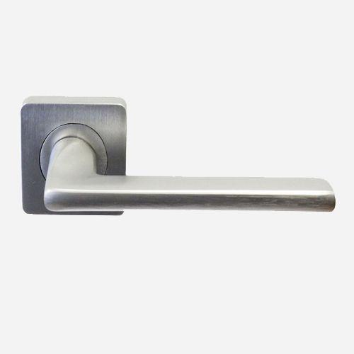 Ручка дверная Хайтек ROSSI CLASS LD 225 F21 Хром матовый