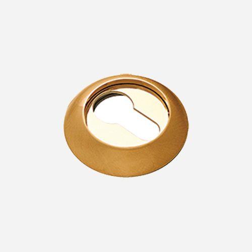 Накладка на цилиндр ROSSI ET-1 Золото матовое