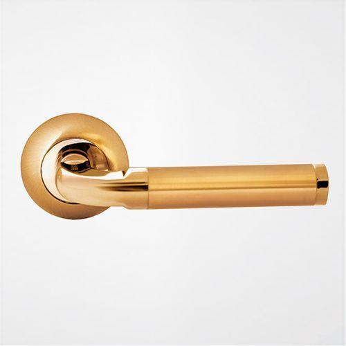 Ручка дверная Модерн ROSSI MARTE LD 50 1 Золото матовое