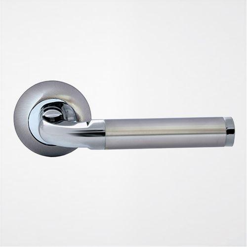 Ручка дверная Модерн ROSSI MARTE LD 50 1 Никель матовый-никель