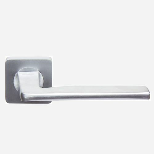 Ручка дверная Хайтек ROSSI MIRRA LD 263 F21 Хром матовый