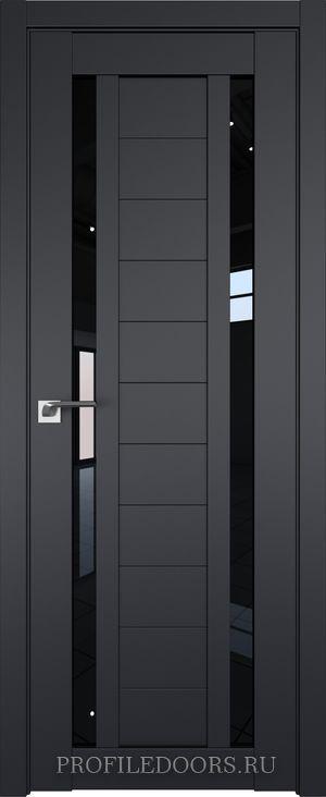 15U Черный матовый Черный триплекс