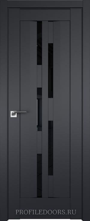30U Черный матовый Черный триплекс