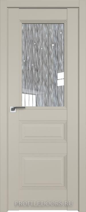 67U Шеллгрей Дождь белый