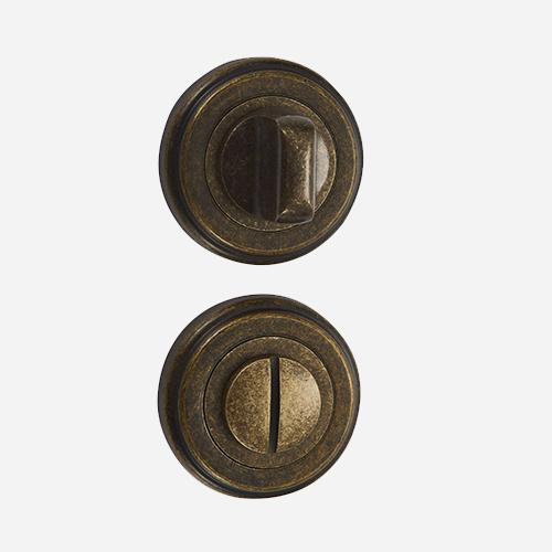 Накладка санузловая Vantage BK03BR Состаренная бронза