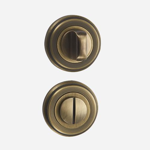 Накладка санузловая Vantage BK03M Матовая бронза