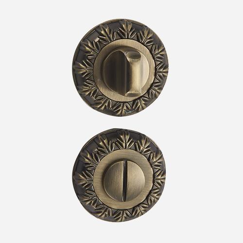 Накладка санузловая Vantage ВК10М Матовая бронза