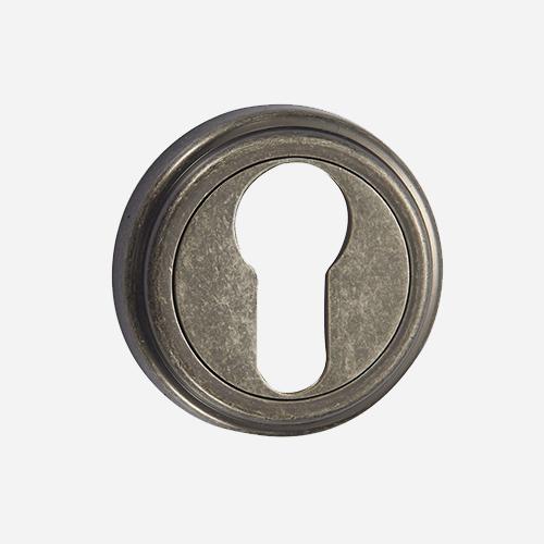 Накладка ЦАМ Vantage ET03AS Состаренное серебро
