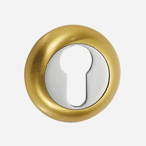 Накладка ЦАМ Vantage ETC Матовое золото