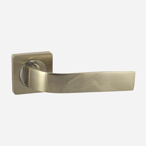 Ручка дверная алюминиевая Vantage V01D AL Матовый никель
