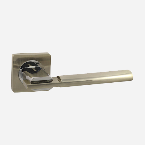 Ручка дверная ЦАМ Vantage V03D Матовый никель