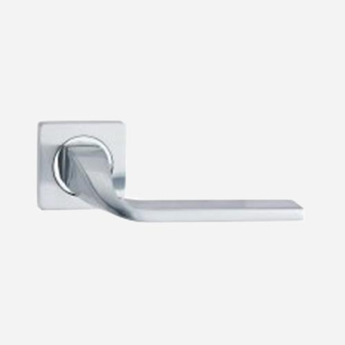 Ручка дверная ЦАМ Vantage V12L Матовый хром