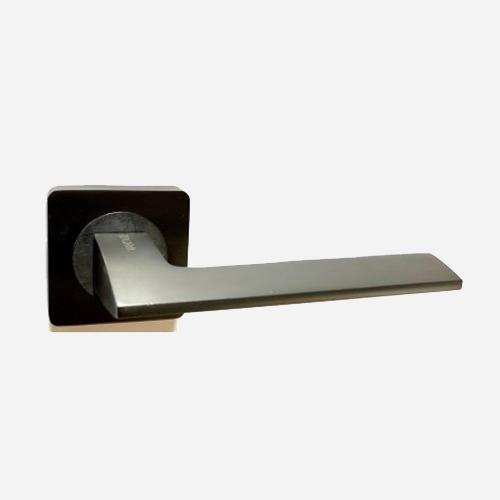 Ручка дверная алюминиевая Vantage V54GR AL Графит