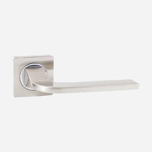 Ручка дверная алюминиевая Vantage V55D AL Матовый никель