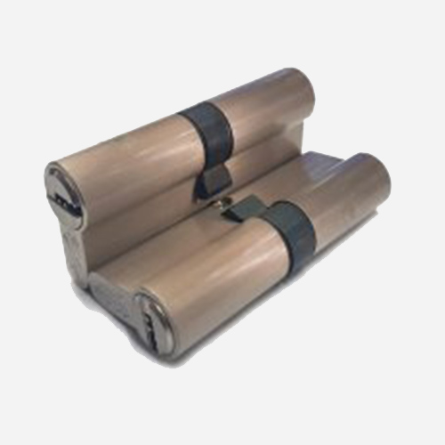 Цилиндр перфо-ключ Vantage P60 30х30 SN Матовый никель