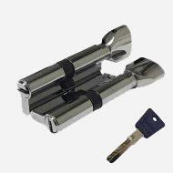 Цилиндр перфо-ключ Vantage PC60 30x30 CP Хром