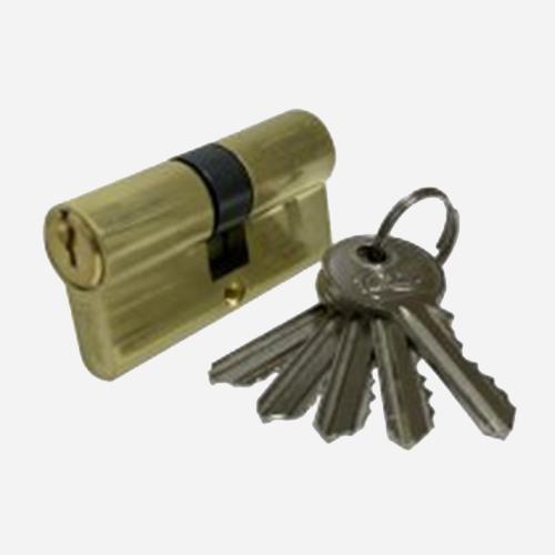 Цилиндр английский Vantage V60-530x30SB Матовое золото