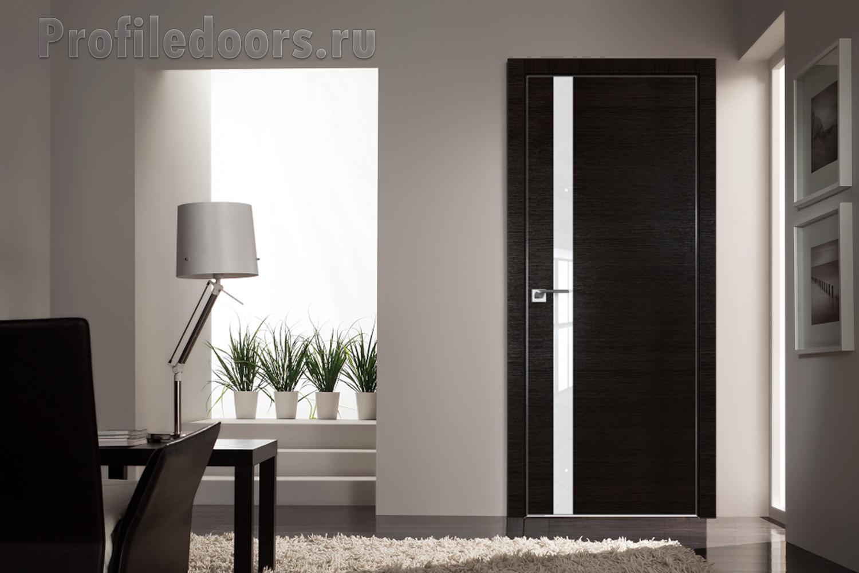 Дверь серия Z Венге Кроскут