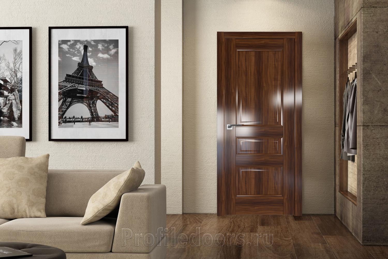 Дверь серии Х Орех Амари