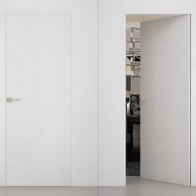 Система открывания Invisible Reverse скрытой двери