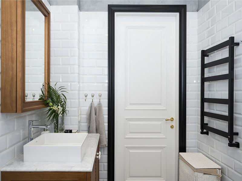 Критерии выбора двери для ванной комнаты. Что нужно учесть?