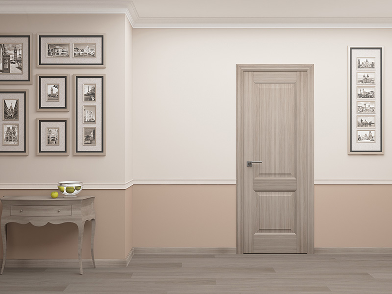 Классика или модерн? Особенности межкомнатных дверей для каждого стиля.
