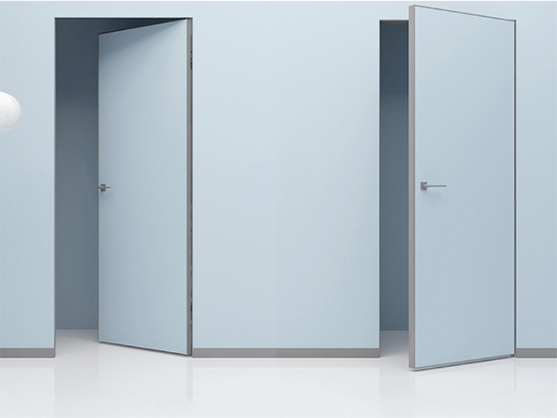 Системы открывание скрытых (невидимых) дверей? В чем особенности, какую выбрать?