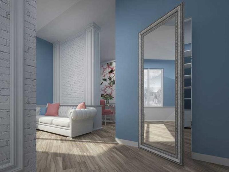 А как можно использовать скрытую(невидимую) дверь в интерьере? Разбираемся.