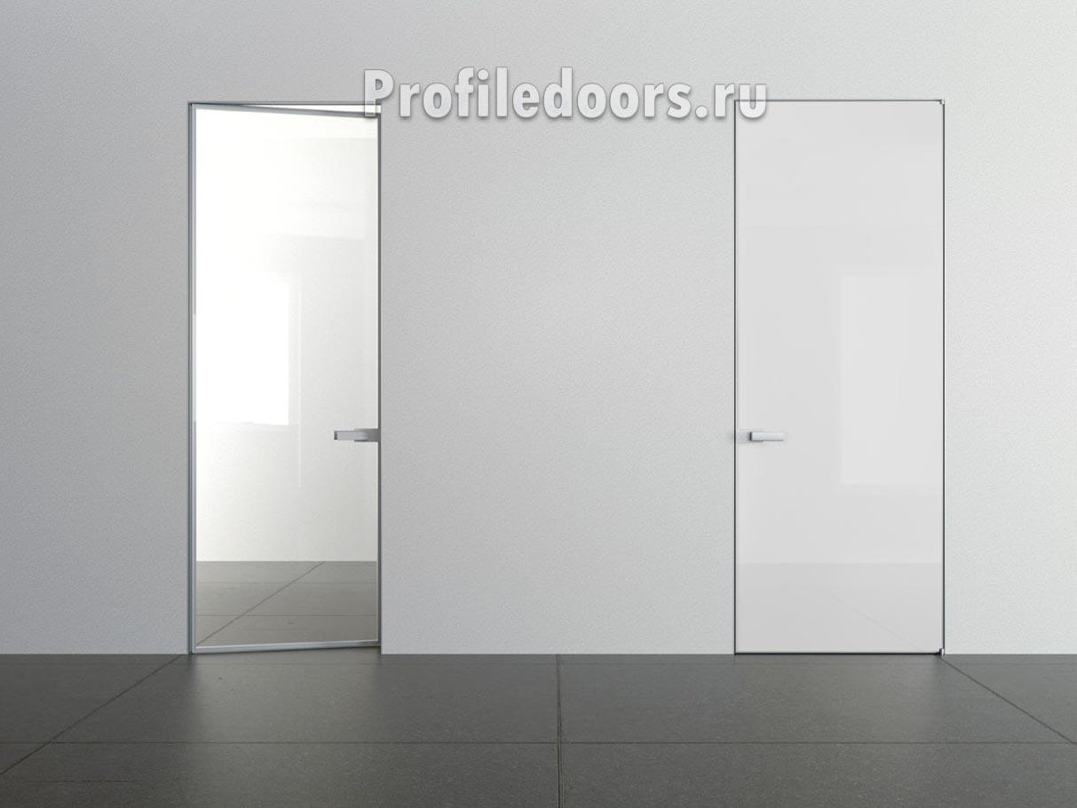 Какой может быть дверь INVISIBLE с зеркалом? Рассмотрим возможные системы открывания для скрытой две