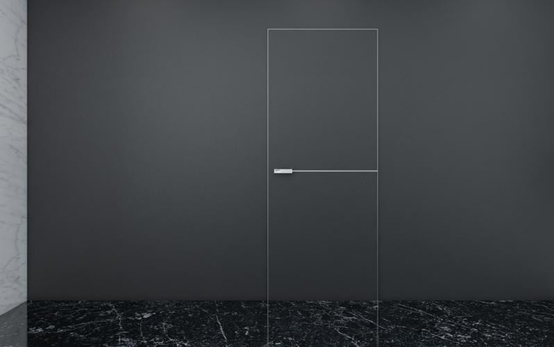 Системы открывания дверей INVISIBLE