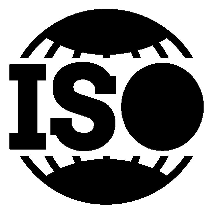 Сертификат iso logo